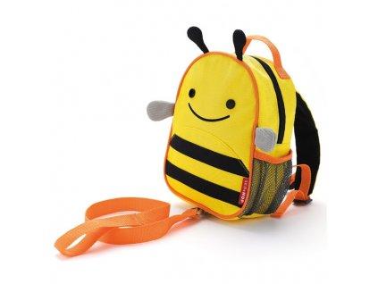 SKIP*HOP Zoo Batôžtek - ruksak mini - včielka