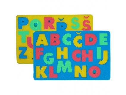 MALÝ GÉNIUS - písmenká - didaktická hračka