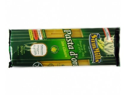 SAM MILLS Kukuričné cestoviny  - špagety (Spaghetti) / 500g