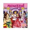 puzzle kniha princezne