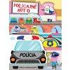 Foni book policajne auto leporelo