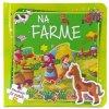 puzzle kniha na farme