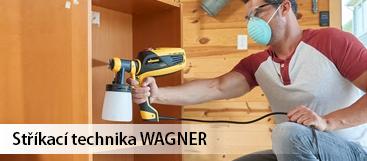 Stříkací technika WAGNER