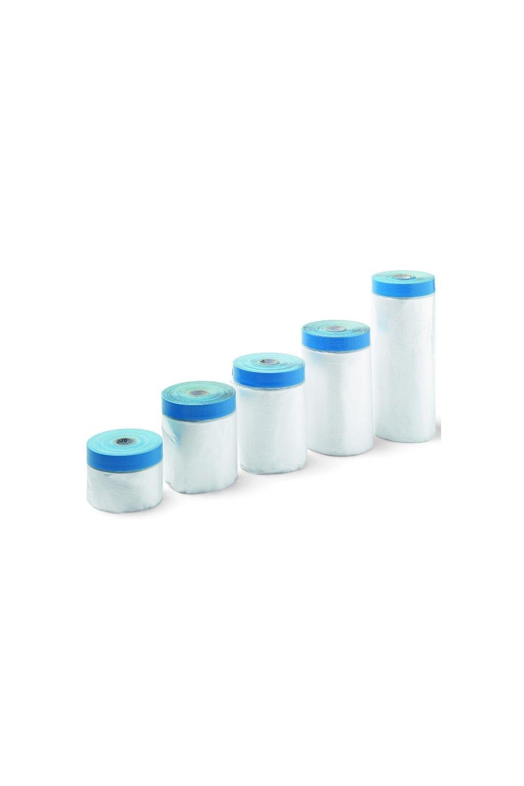 Schuller - CQ zakrývací fólie s UV páskou