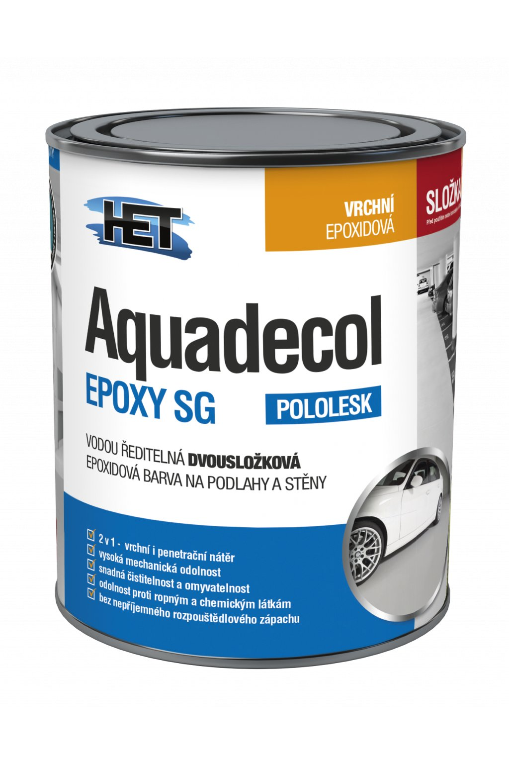 Aquadecol Epoxy SG