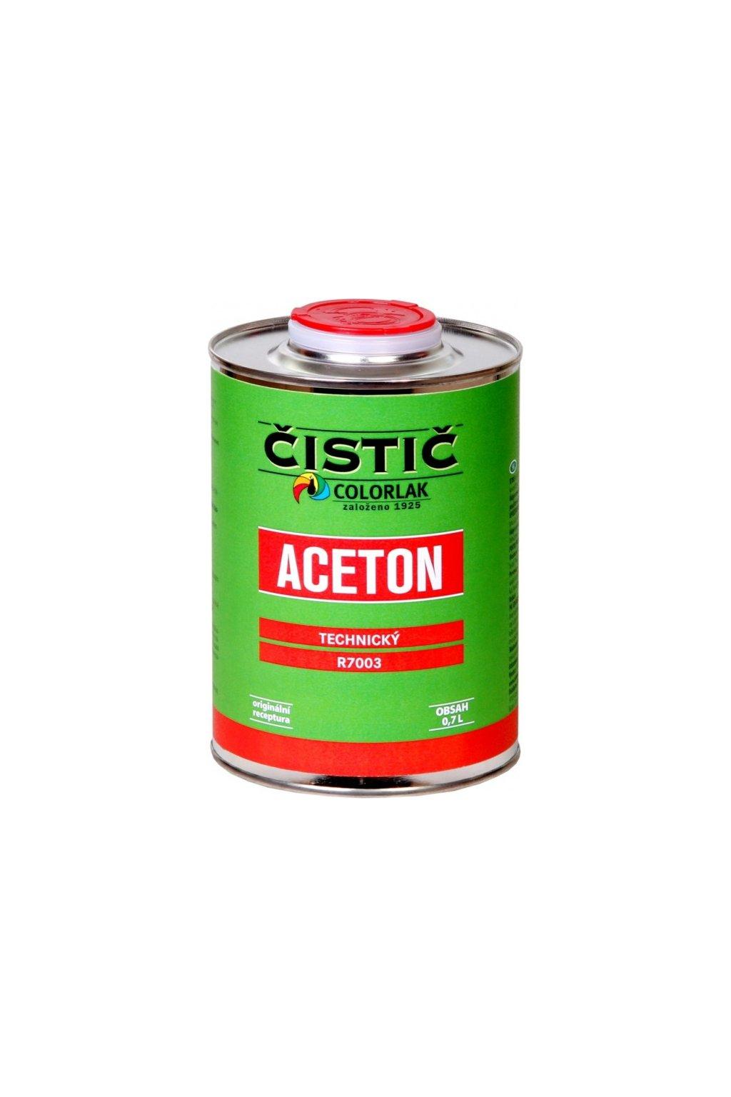 COLORLAK Aceton technický 700ml