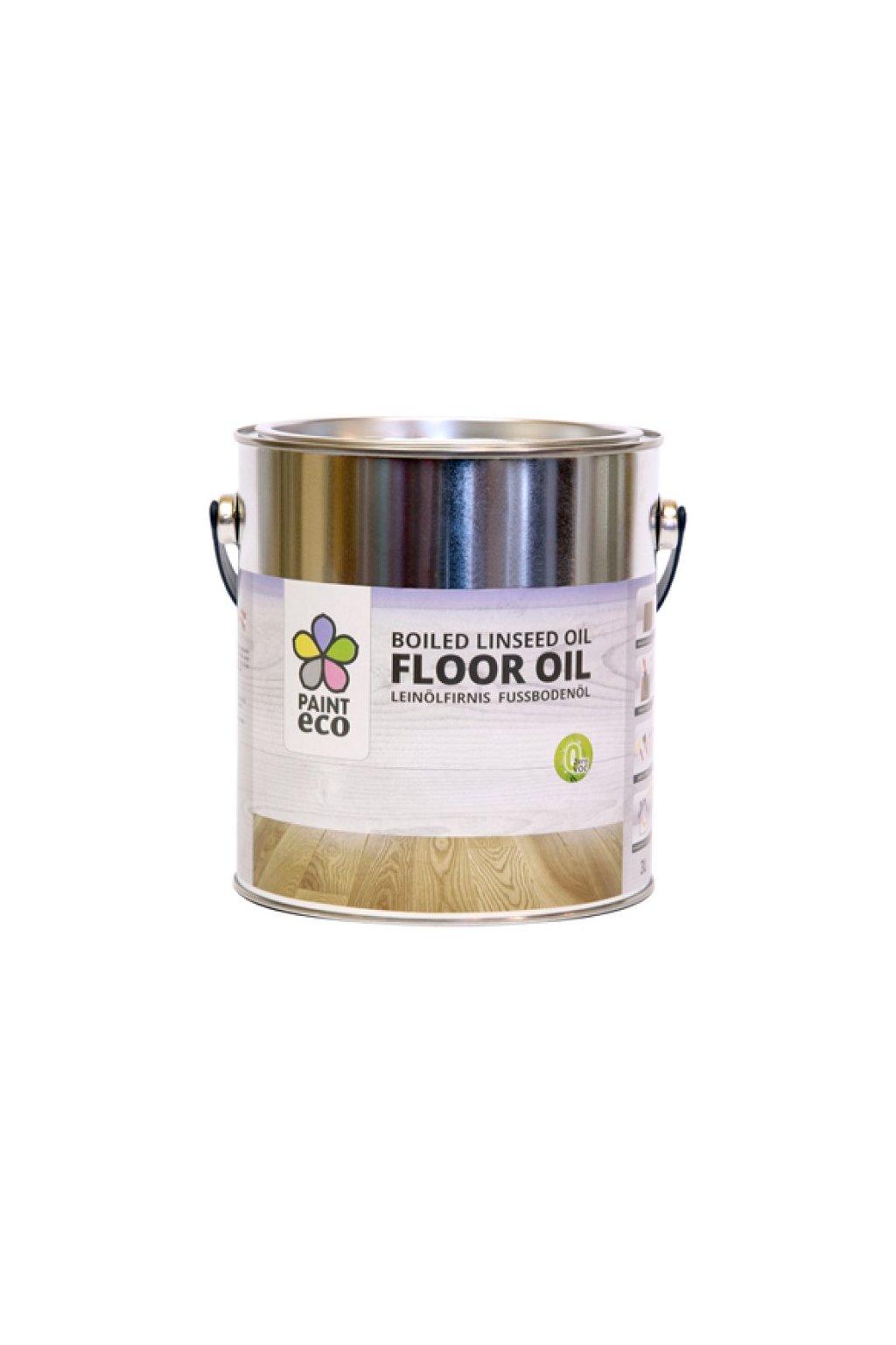 Floor oil paint eco