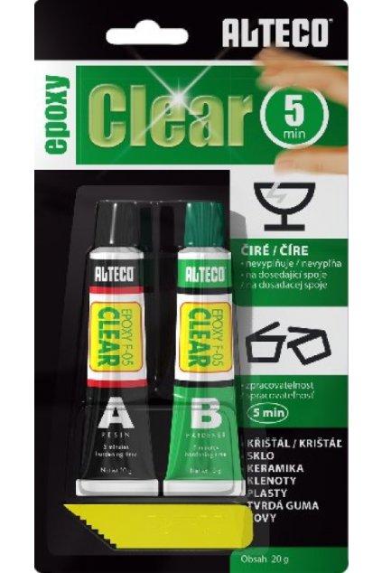 ALteco epoxy clear