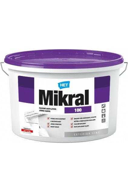Mikral 100 15+3kg uprav