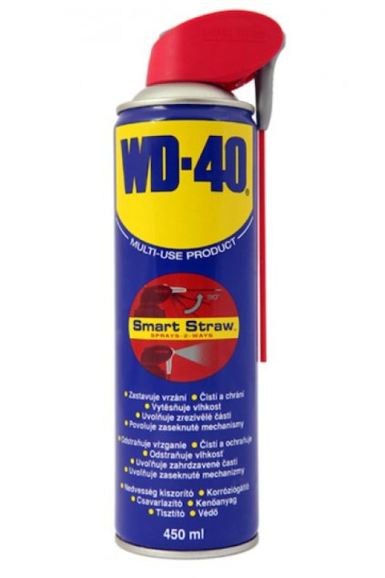 wd 40 smart straw 450ml 1854716