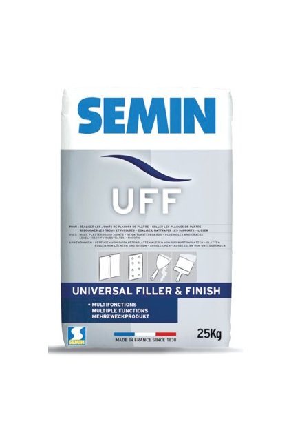 SEMIN - univerzální tmel UFF 25kg