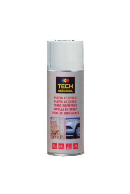 TECH AEROSOL - Plnivo ve spreji 400 ml