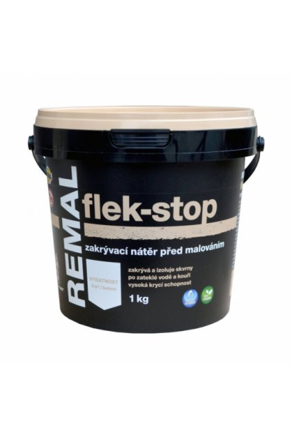 Remal Flek stop
