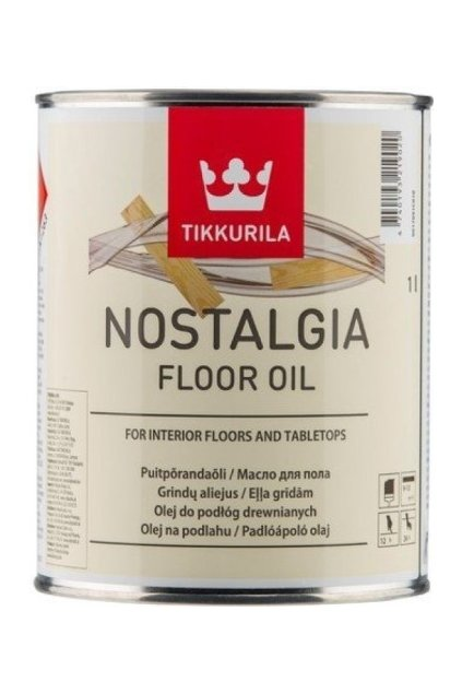 Nostalgia floor oil