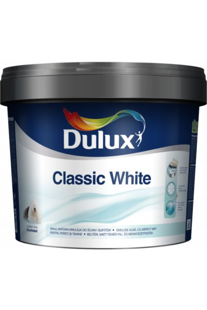 dulux white classic white 740