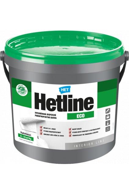 Hetline ECO 15+3kg uprav