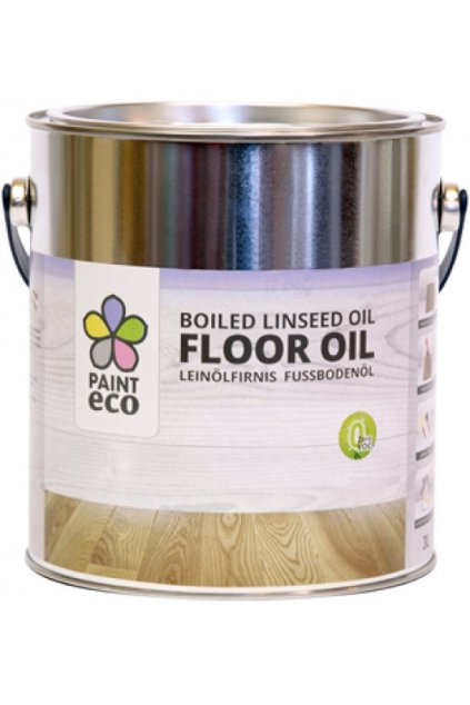 Floor oil paint eco