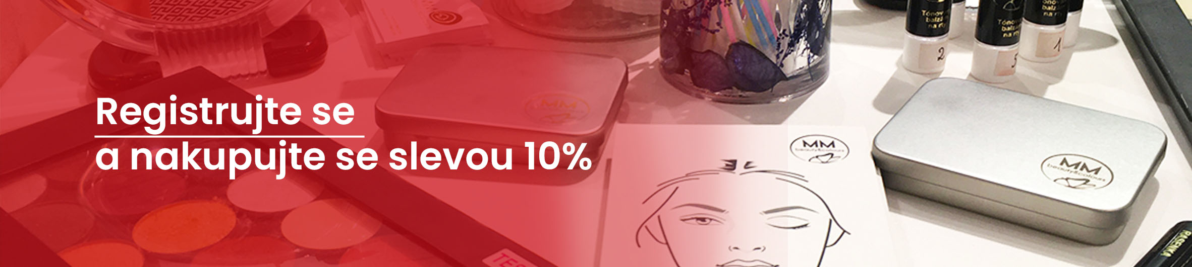 Registrace 10% sleva