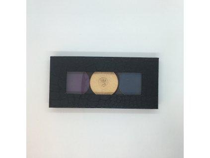 Kazeta karton TRIO prázdná