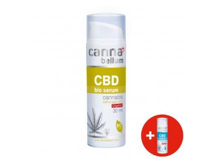 cbd bio serum 30 ml zdarma cbd cistici gel na ruce 50 ml