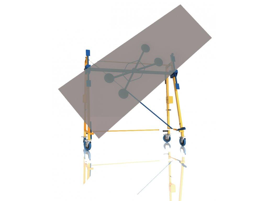 stojan vozik na sklo serpa 31 original