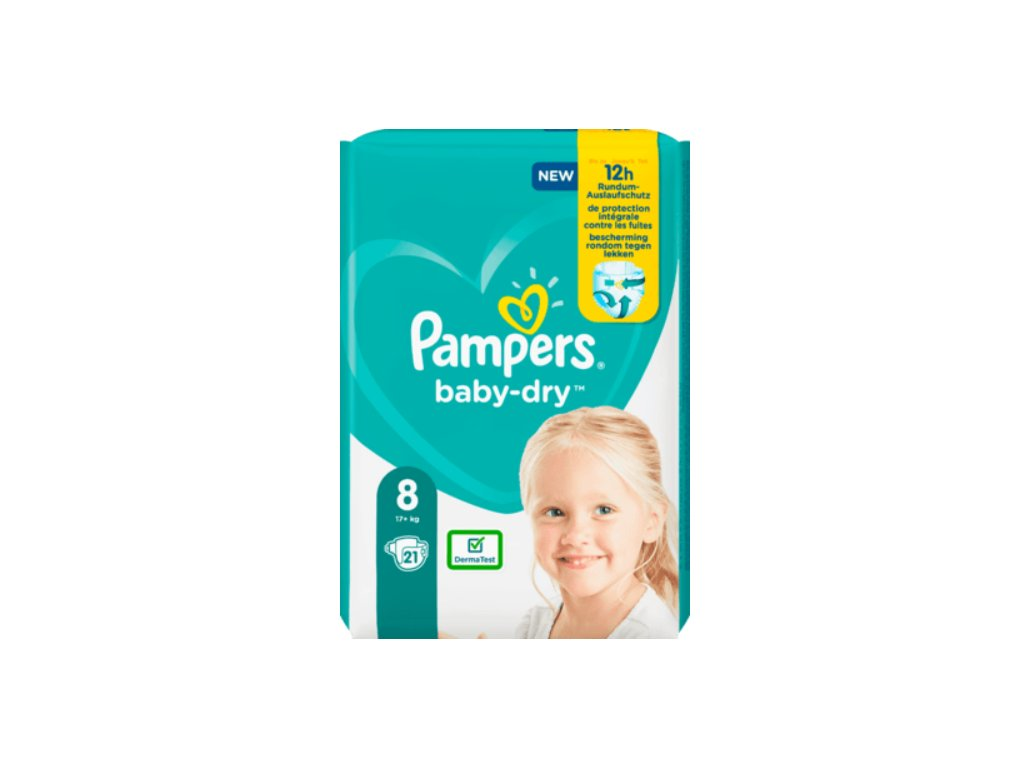 pampers pleny 8