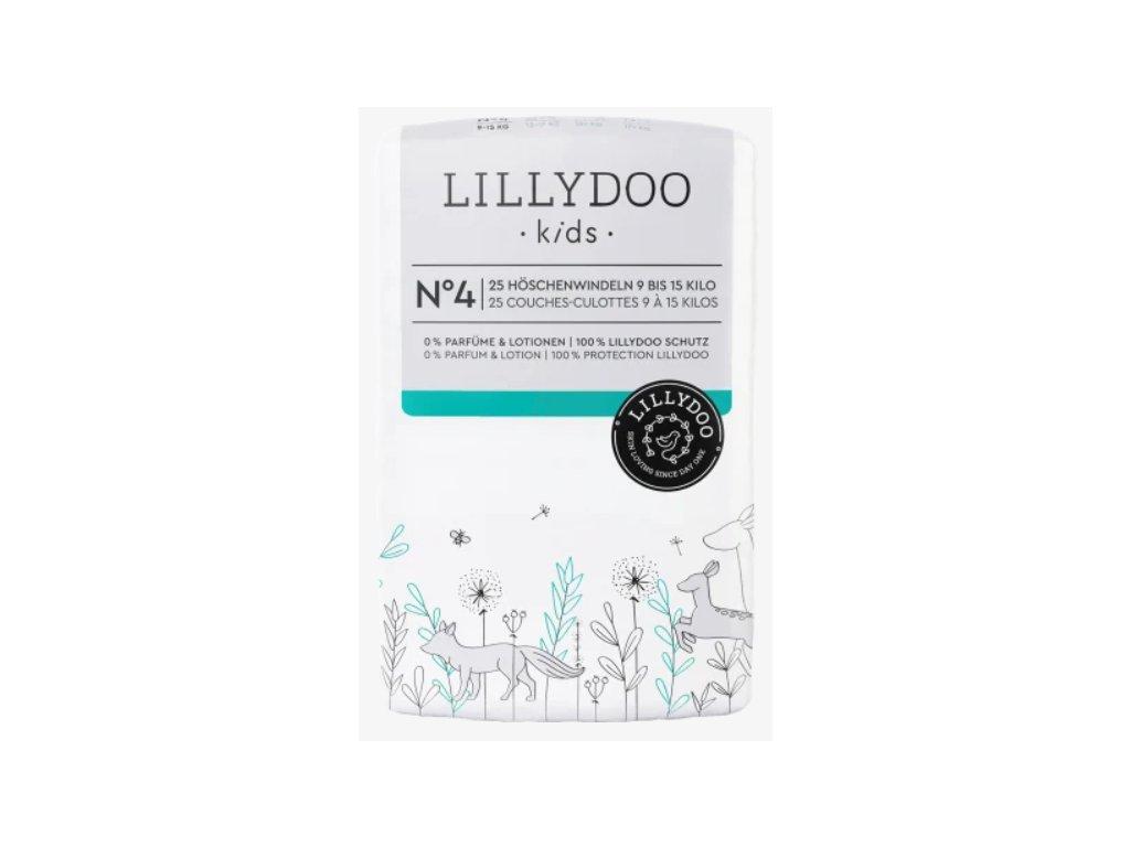 pampers pure 4