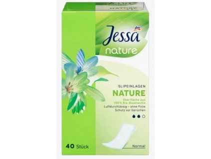 Jessa slipové nature 40 ks
