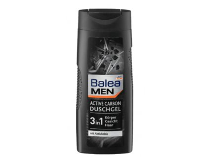 Balea gel men carbon