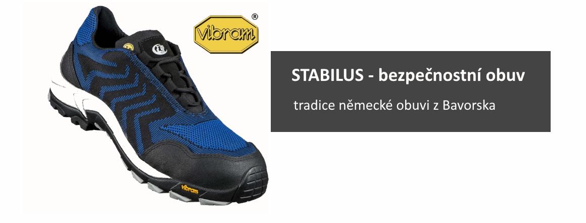 Bezpečnostní obuv značky Stabilus