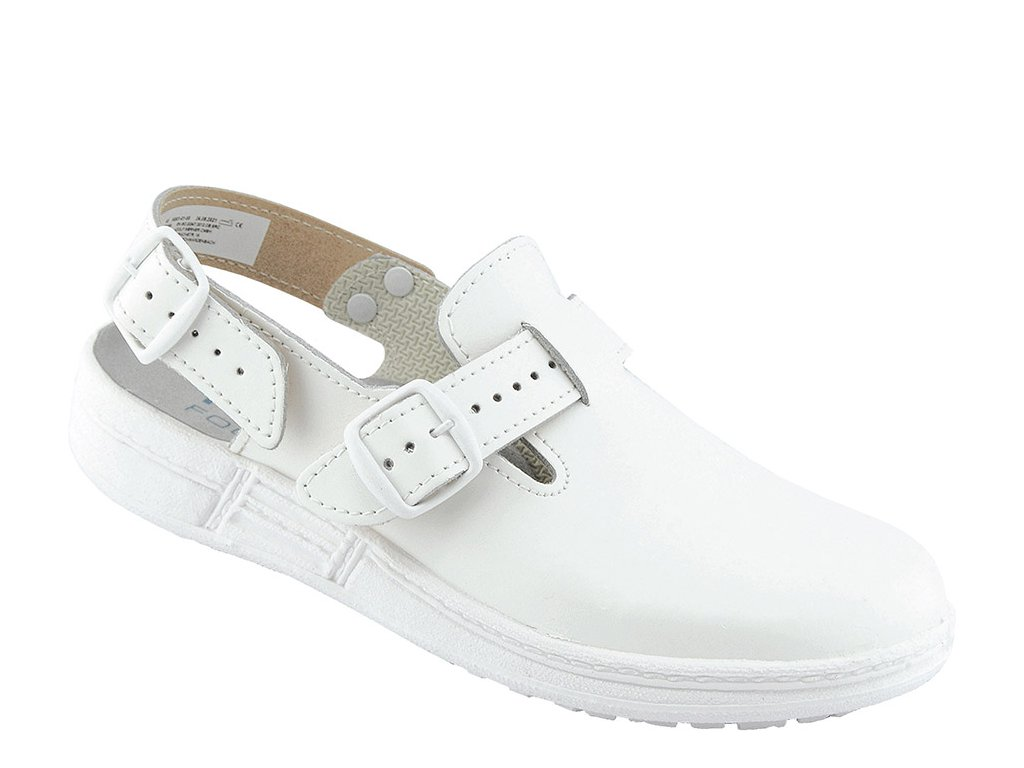 AWC Schürr 1.7500.01.44 OB pánský dámský bílý sandál antistatická výborně  protiskluzná obuv 6b724a8dd1