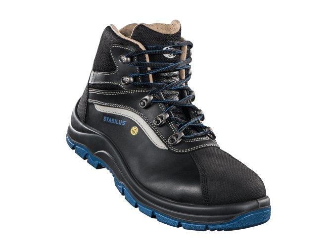5331AL:kotníková ESD obuv,bota s kompozitovou špičkou,komfortní pracovní bota do náročného prostředí