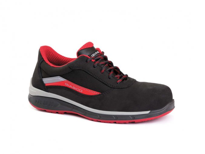NORTE S3 :polobotka s plastovou špicí,pracovní bota bez kovu/non metallic,komfortní 3-vrstvá PU podešev,výborně protiskluzová bezpečnostní polobotka