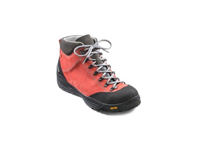 g30.022:kotníková ESD bota,pracovní bota bez vyztužené špice,ESD komfortní bota,vynikající protiskluznost,podešev Wibram