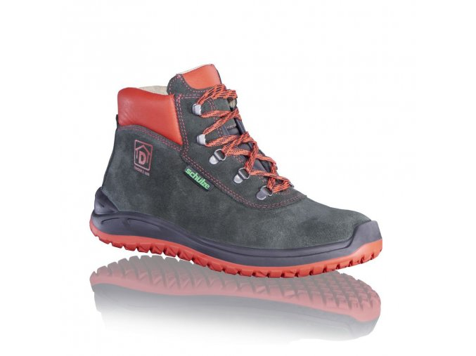 Stabilus Dachdecker:kotníková bota pro pokrývače.Komfortní výborně protiskluzová bota,bez vyztužené špice,podešev PU/pryž protiskluzná.