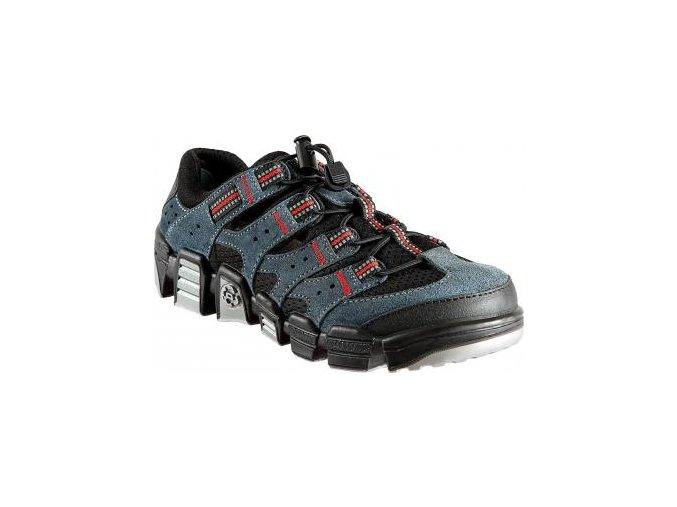 Prabos Marco O1 pánský dámský pracovní sandál bez tužinky ohebná tzv.rolovací podešev, protiskluzná obuv