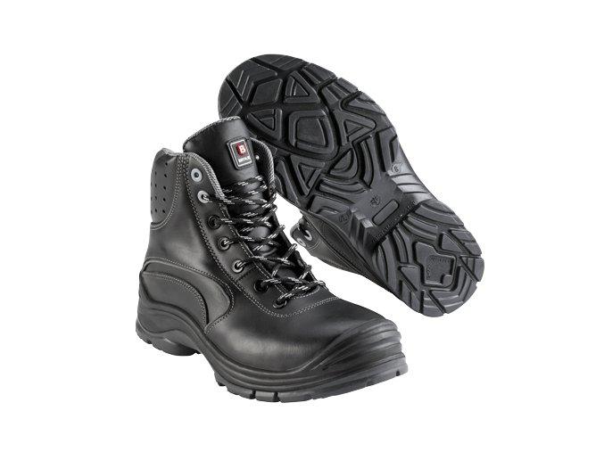 Brynje 202 S3 kotníková bezpečnostní bota nekovová tužinka, non-metallic, lehká bota i pro zdravotní záchranáře,do zemědělství,lesnictví