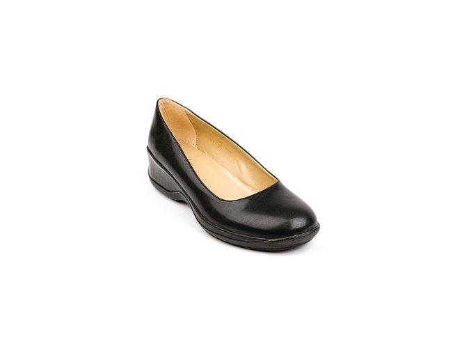 Safeway ellyO1 dámská manažerská antistatická bota na klínku ,protiskluzná