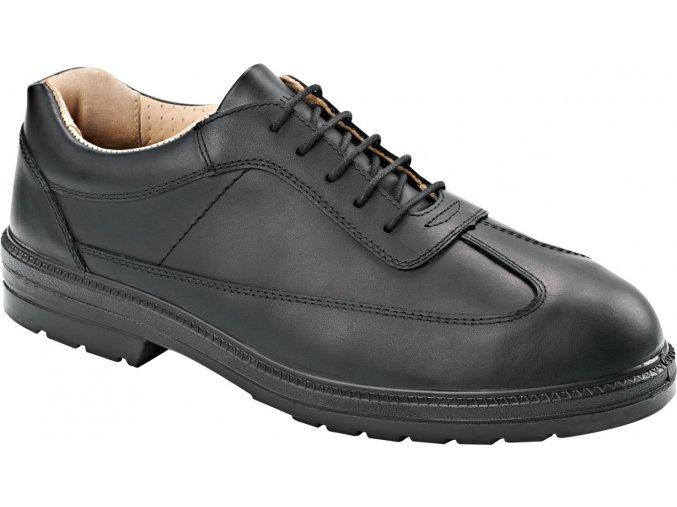 Stabilus Business S2,manažerská pánská polobotka,antistatická a protiskluzná manažerská bota.,komfortní vkládací vložka