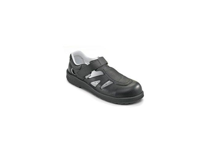 Stuco 22.399 S1 pánský antistatický sandál,extra široká špice,měkká podšívka a vložka,lehký průmysl,elektrotechnický průmysl,sklady