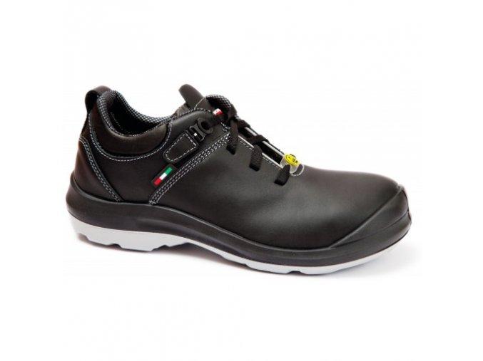 Giasco Sydney s3 pracovní polobotka non-metallic,protiskluzná ,antistatická ESD obuv,extra široká špice,použití v průmyslu,zemědělství,stavebnictví,výbušné prostředí.