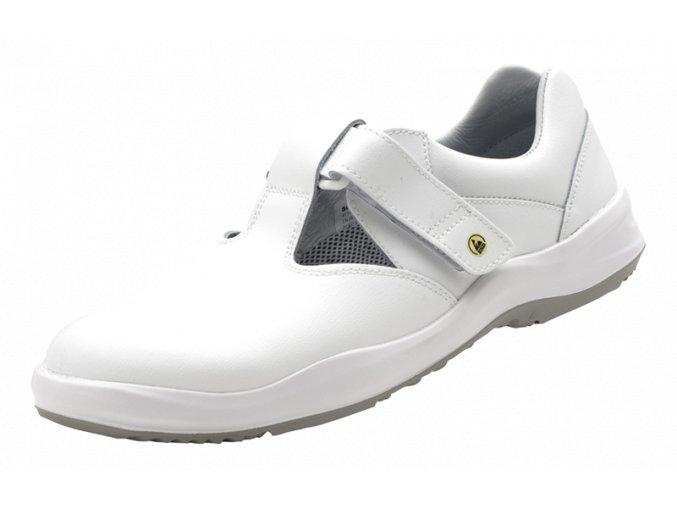 Schuerr Passau O1 antistatický ES D sandál,zdravotní antistatická obuv  ,sandál pro zdravotnictví,farmacii,potravinářství
