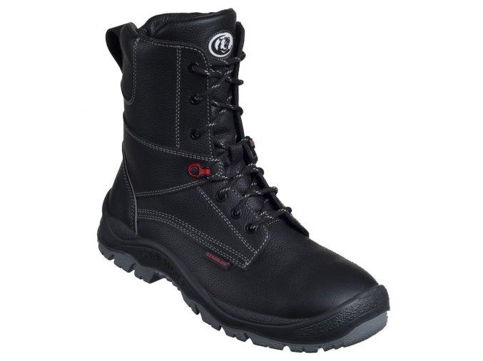 Stabilus 4340L-antistatická bezpečnostní bota,holeňová obuv s ocelovou špičkou,pro celoroční nošení,pro práci venku v náročném prostředí