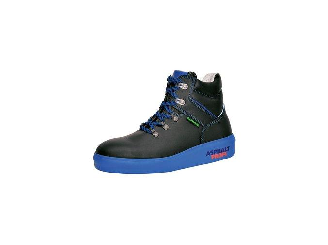 8211 S2 -asfaltérská kotníková bota,obuv do horkých provozů,výborná izolace,podešev bez dezénu