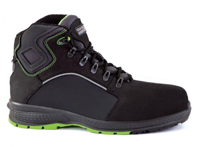 SAFARI S3 CI WR HRO-kotníková bezpečnostní bota,membrána Windtex nepropouští dovnitř vodu,bota do -17C,podešev PU/pryž odolná +300C