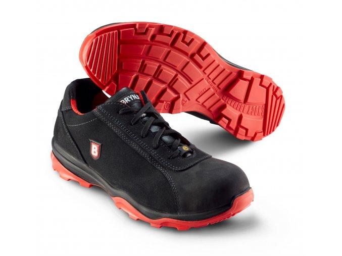 Auriga S3:bezpečnostní polobotka,dámská/pánská,antistatická ESD bota pro průmysl,sklady apod,elektrotechniku,elektroniku.obuv bez kovu/metal free