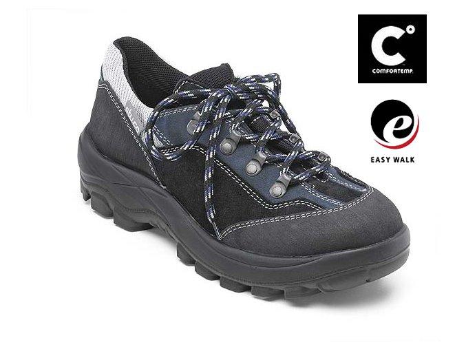 Stuco 24 226:dámská polobotka s ocelovou špičkou,komfortní dámská polobotka,antistatická ESD obuv,obuv do skldů,průmyslu nebo venkovního prostředí