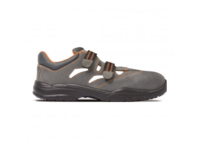 Exena XE 031:bezpečnostní sandál s plastovou špičkou,lehký pracovní sandál,ESD obuv pro sklady,montáže apod,zejména pro elektrotechniku apod.provozy í