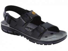 Birkenstock Kano ESD : ESD zdravotní sandál,anatomicky tvarovaný sandál,ESD obuv pro zdravotnictví,elekrotechniku apod.