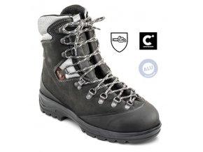 Stuco35.655 S3 SRC WR CI holeňová s protipořezem tř.1,Alu špička,termoizolace protipořezová bota